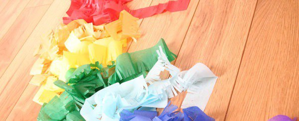 Make your own pinata - it's so easy