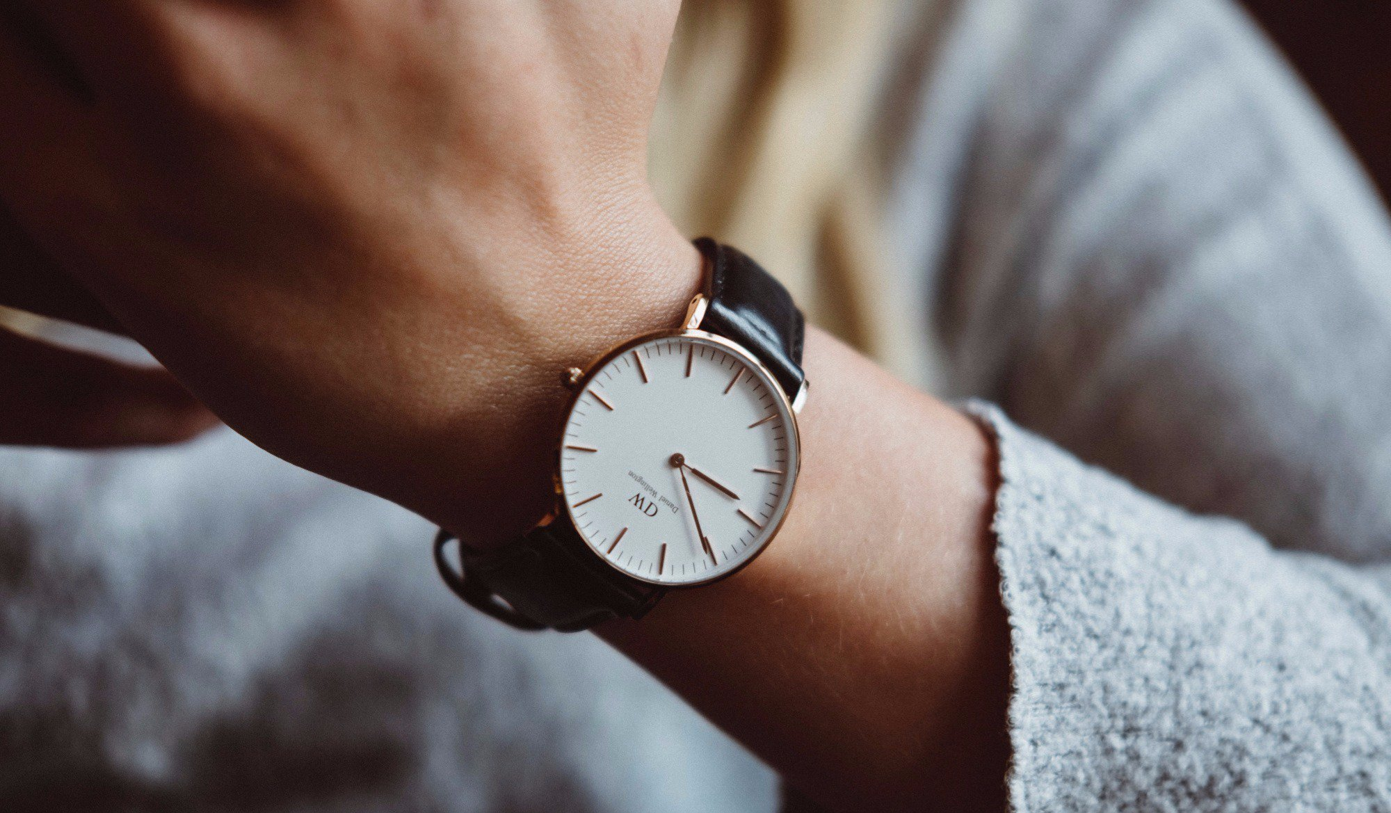 The sentimental value of a cheap watch.