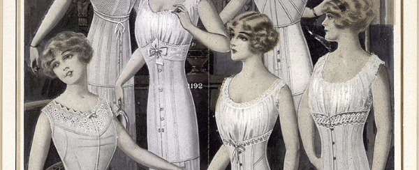 An example of the evolution of French corsets.