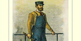 Overalls were invented for working men, notably gold miners.