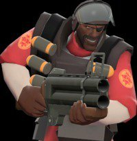 Master-tier Demoman players use the Loch-n-Load. Our aim is true!