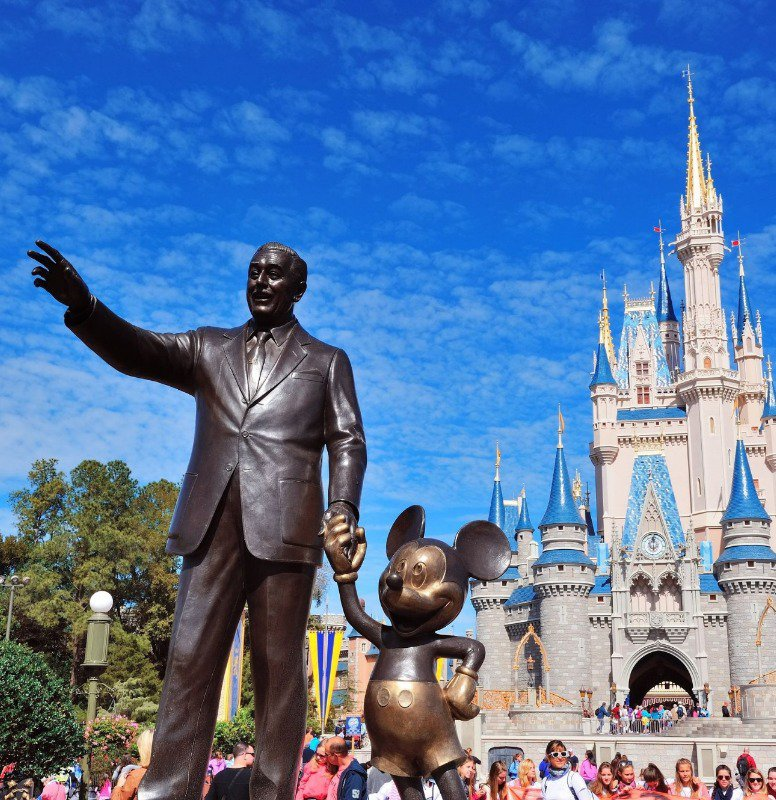 Did you really think Disney wouldn't make the list? It's Disney World!