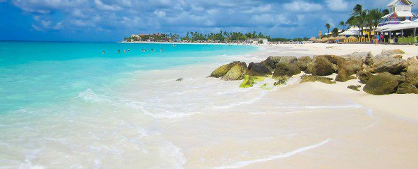 Aruba has no hurricanes but does have year-round