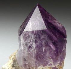 Amethyst can be easily grown in a lab.