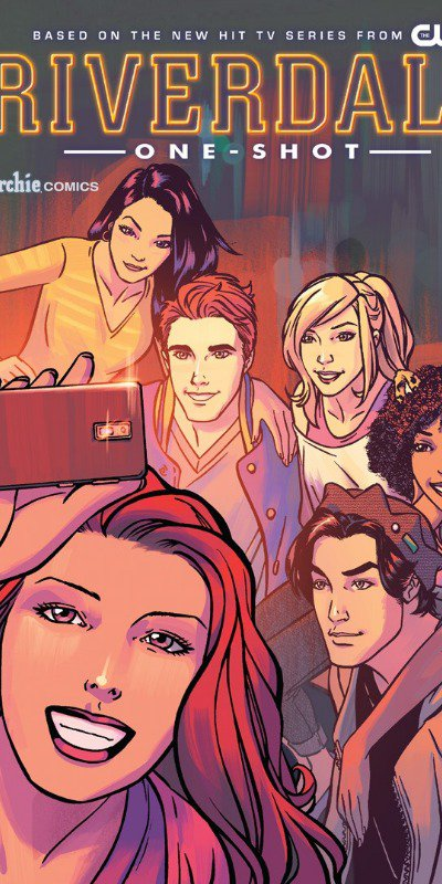 Riverdale comic book.