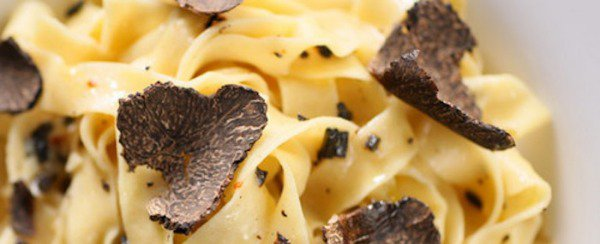 White or black truffles - they both pair perfectly