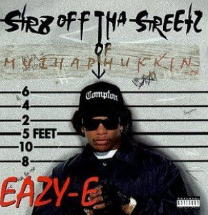 Eazy-E, gone way too soon.