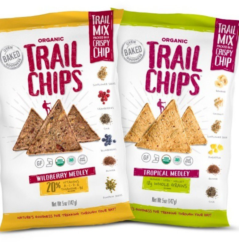 These Trail Chips are a new find and we love them for snacking!