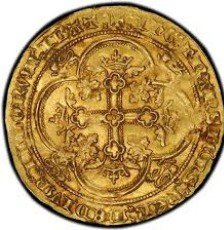 Incredibly rare Edward III coin.