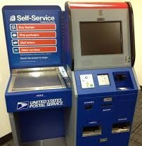 The dreaded self-service kiosk.