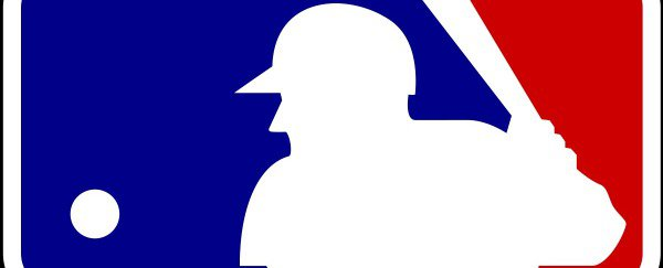 The official MLB logo