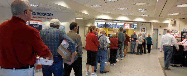 No more dreaded post office lines