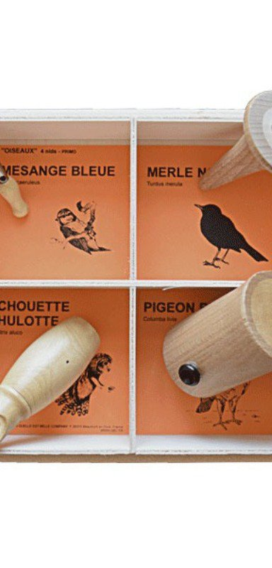Bird call set