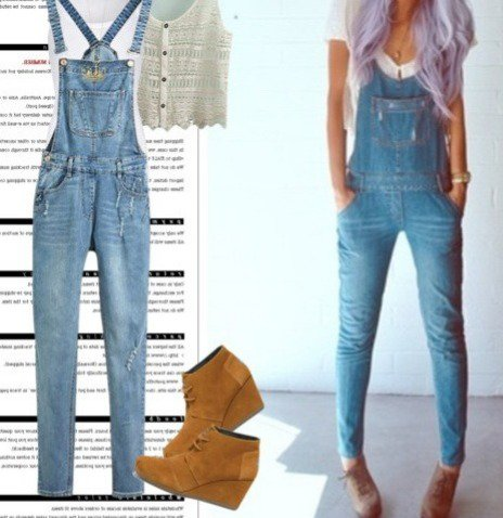 The skinny overall