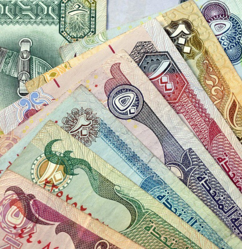 Such colorful currency!