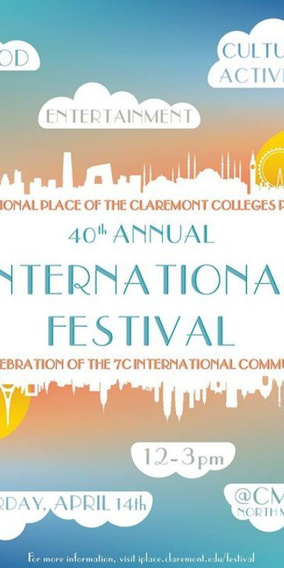 40th Annual International Festival coming up!