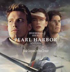 Pearl Harbor poster for the film.