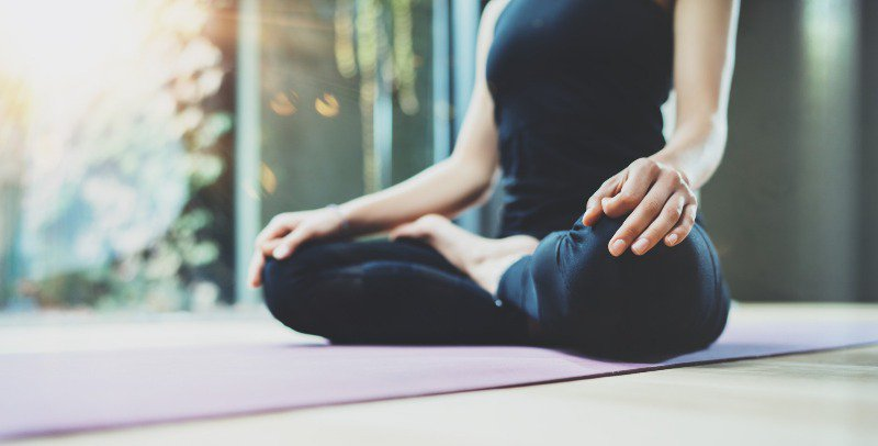 Yoga tops allow for ultimate flexibility and mobility