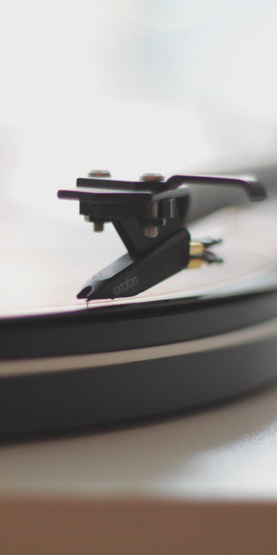 Investing in a record player can be beneficial to not just you, but to all