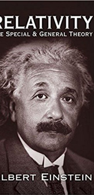 Einstein's book on relativity