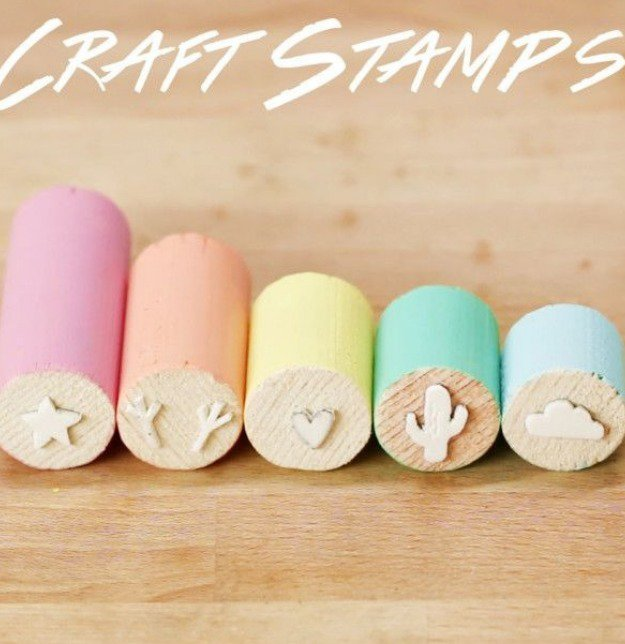 Craft stamps indeed