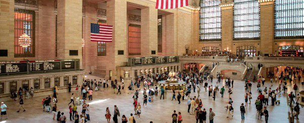 Inside Grand Central Terminal