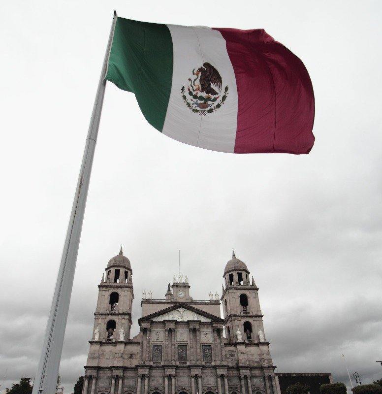 Mexico is a grand country with a rich history we should all respect