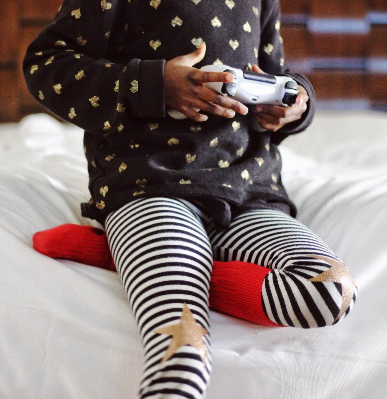Children are getting younger and younger when starting to play video games