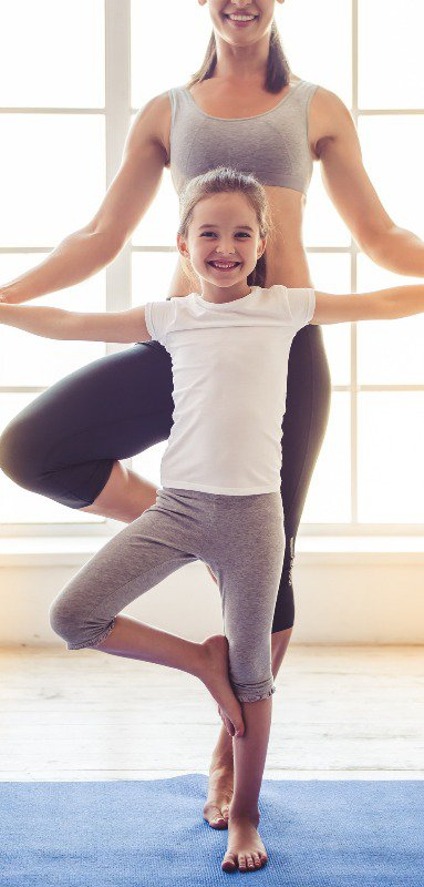 Practicing good stretching moves can help your child feel better everyday