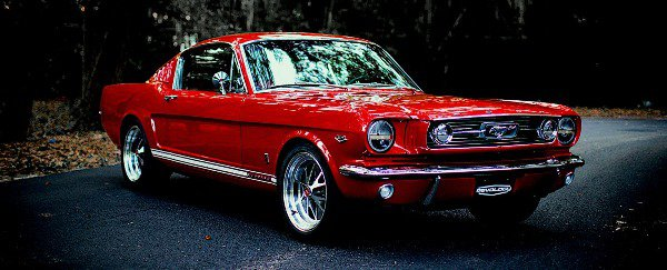 This is a Shelby style Mustang that I love as well