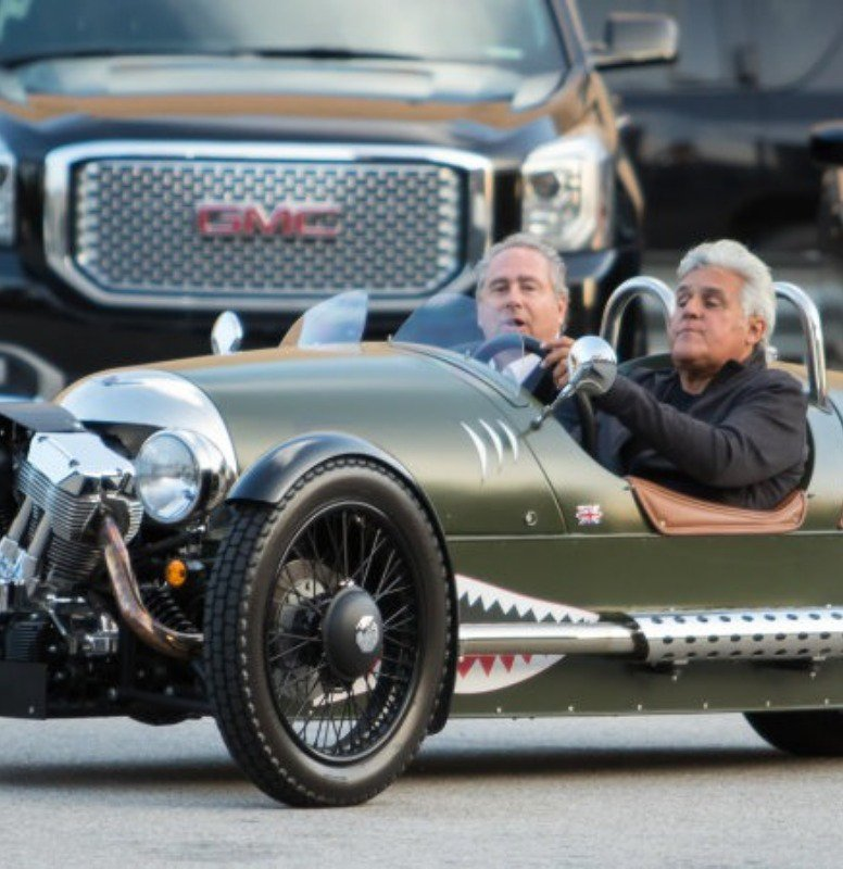 Jay Leno is the king of classic cars!