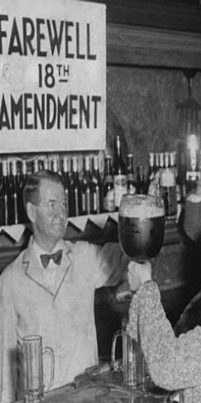 Toasting to the end of prohibition