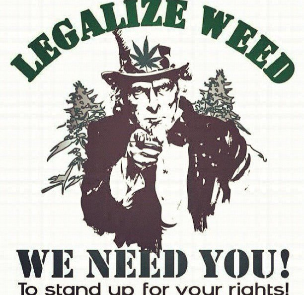 The pot prohibition era might be ending soon