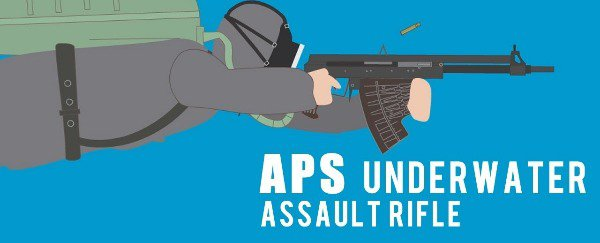The APS Underwater Rifle