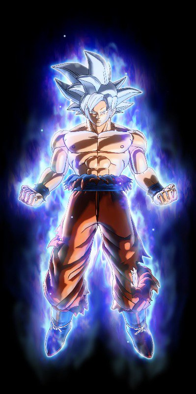 The Goka Ultra Instinct is the next level in this new version.