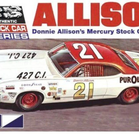 Donnie Allison's car