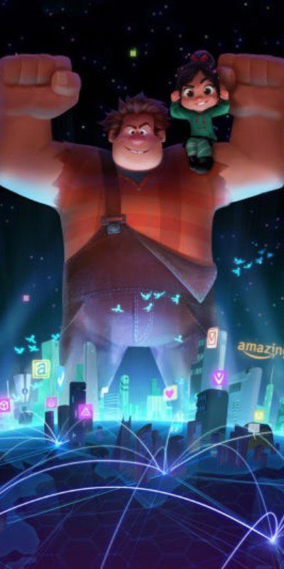 Wreck-It Ralph changes brand names.
