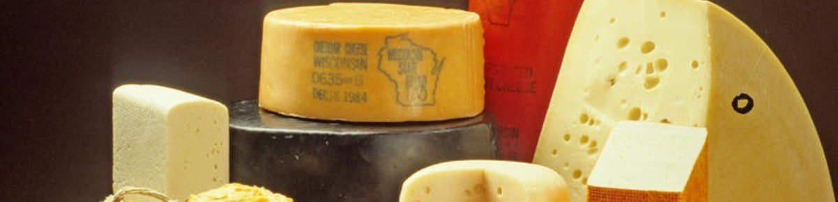 Wisconsin cheese is the best cheese around