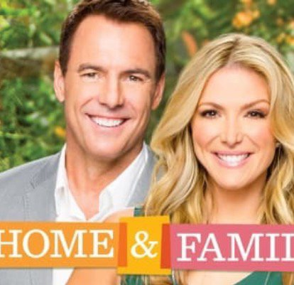 Mark Steines and Debbie Matenopoulos of