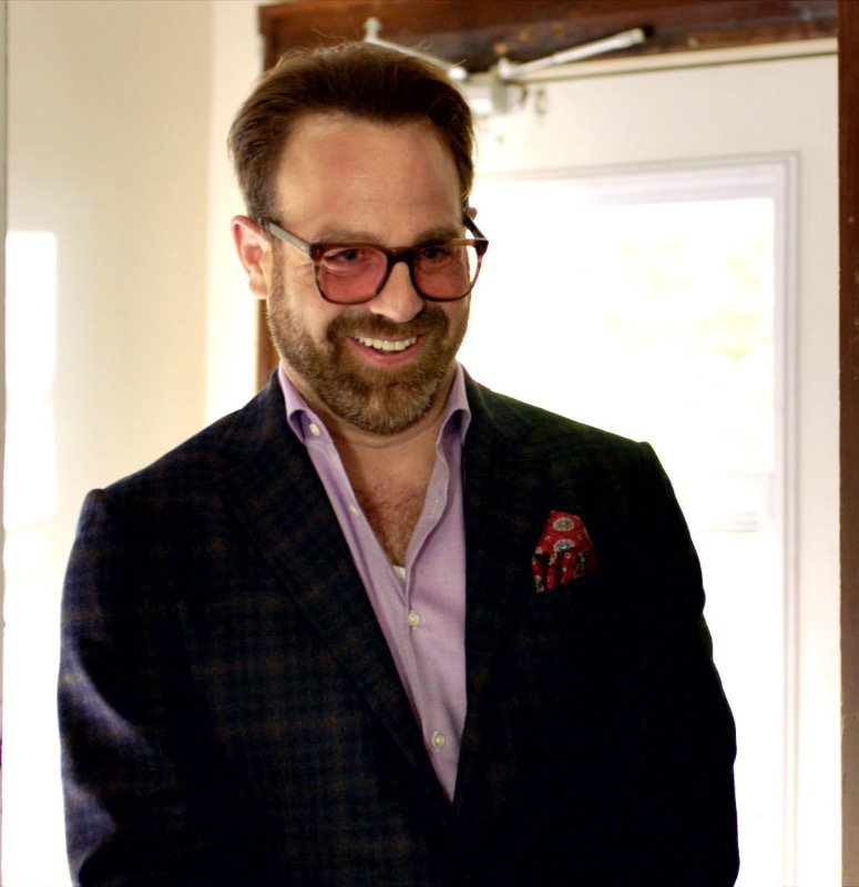 Paul Adelstein, show creator, made an appearance in season two.