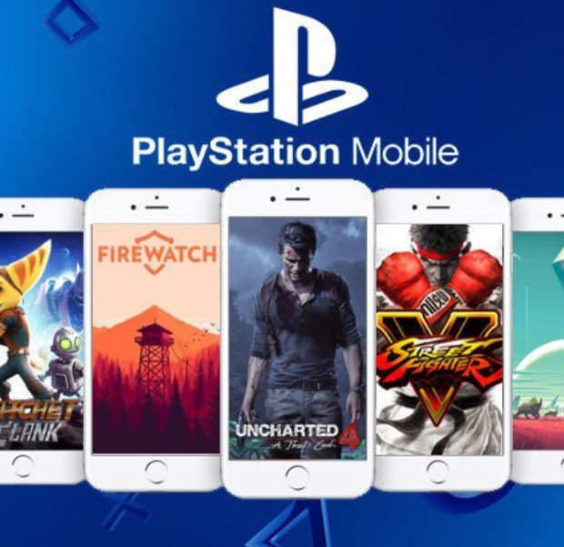 Sony releasing PlayStation mobile games.