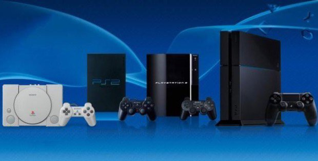 Sony Playstation consoles.