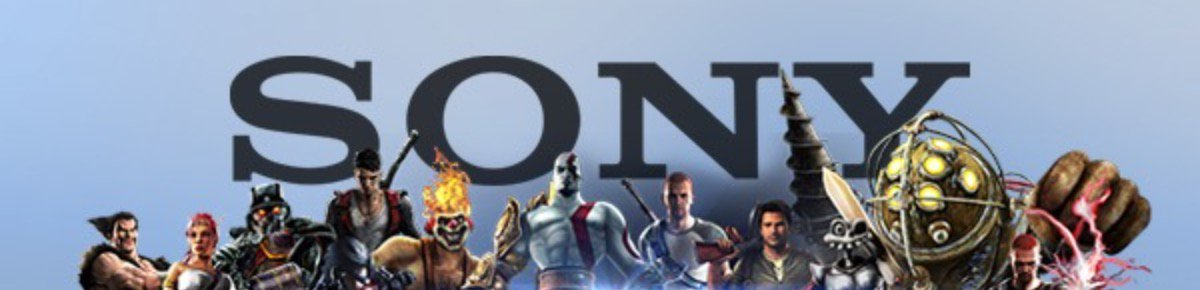 Sony game characters